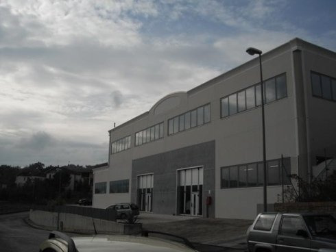 Nuova costruzione edificio artigianale