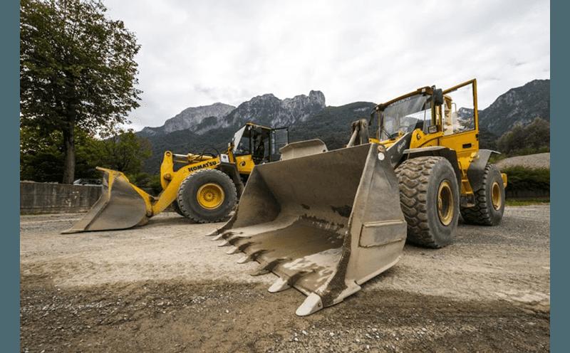 macchine movimentazione terra