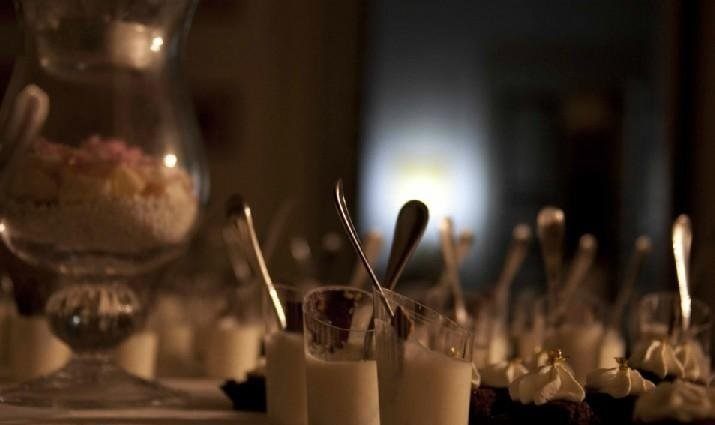 Dessert per matrimoni