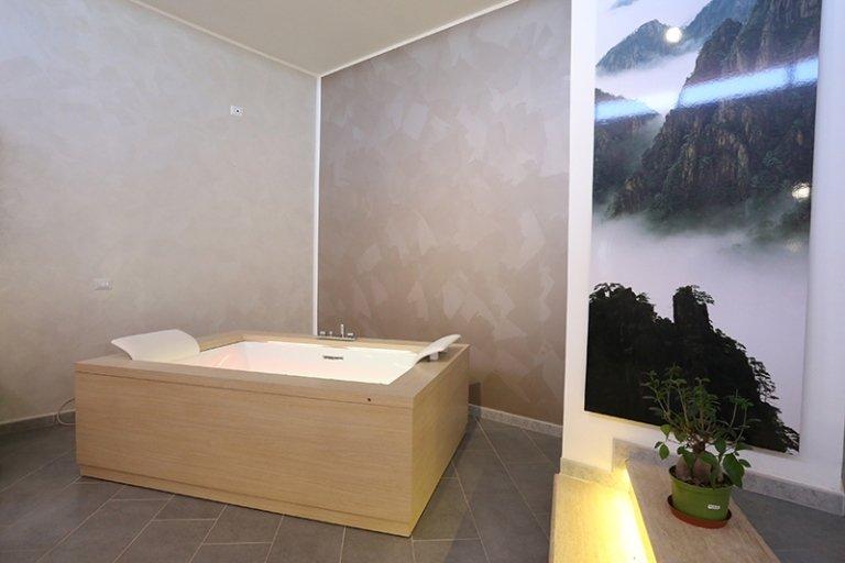 Sanitari roma tek costruzioni - Vasche da bagno dolomite ...