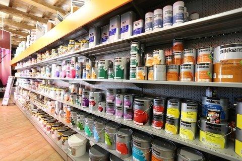 vernici e prodotti decorazioni