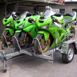 trasporto moto pista
