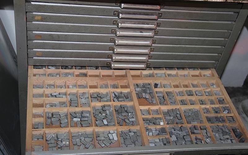 stampa litografica