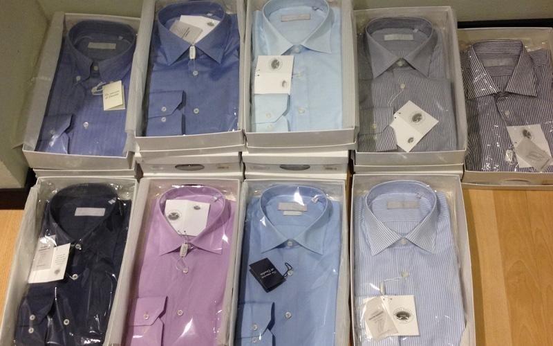collezione camicie