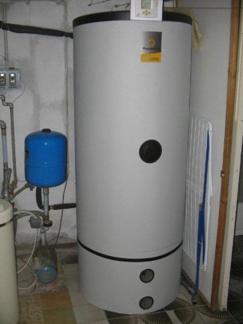 Impianto termico interno