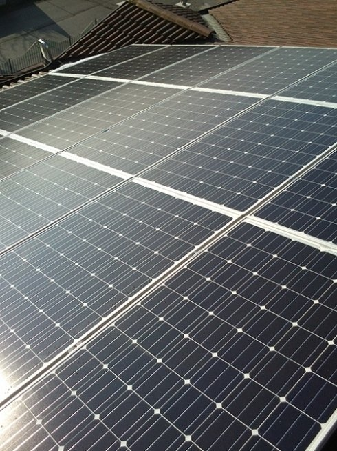 Fotovoltaico su tetto