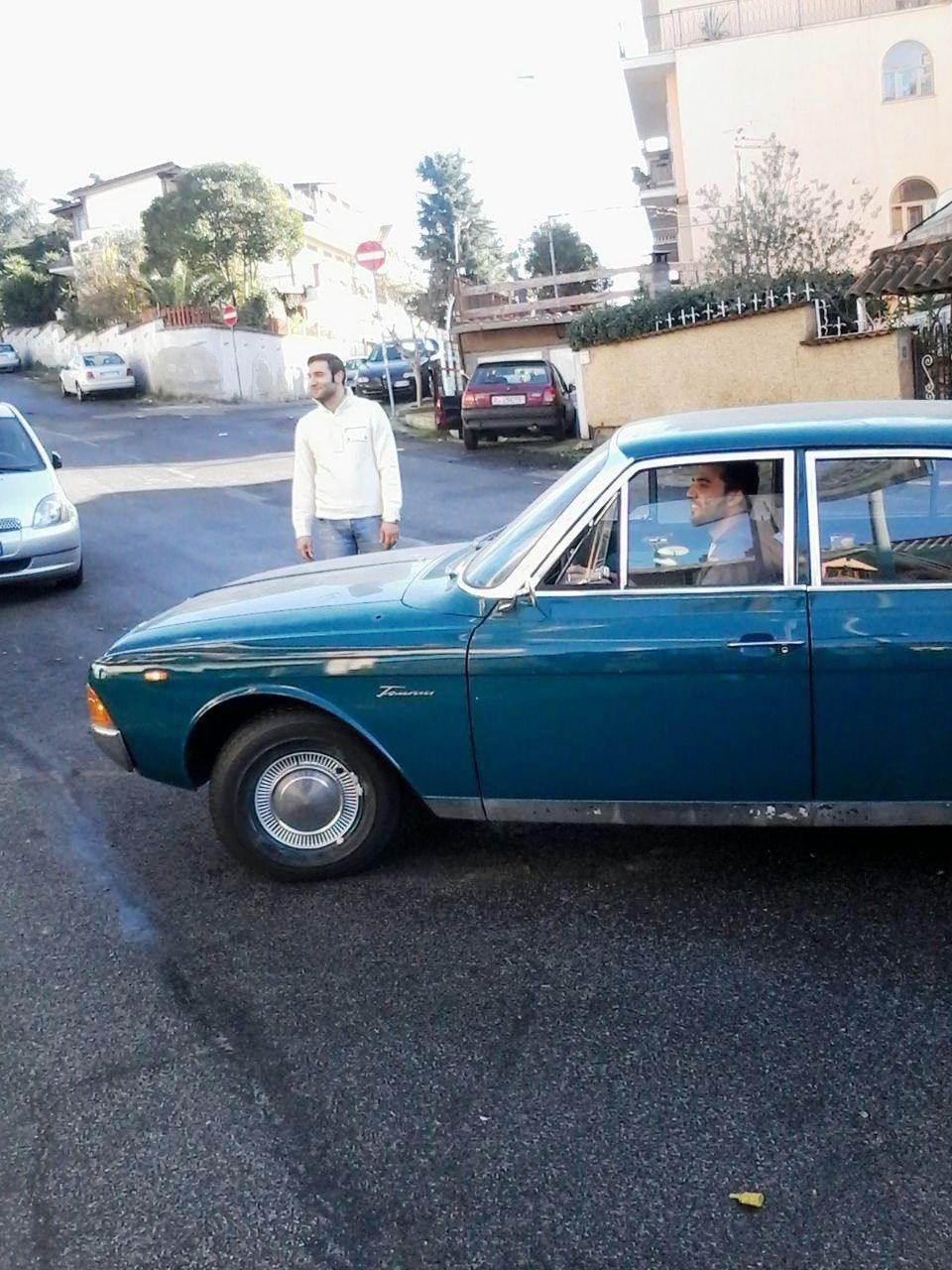 Ford Taunus 1965