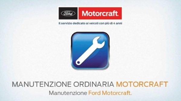 manutenzione ordinaria motorcraft