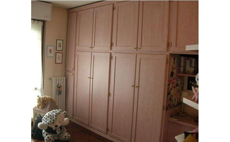 progettazione camere in legno