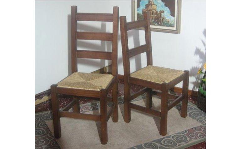 Sedie-in-legno