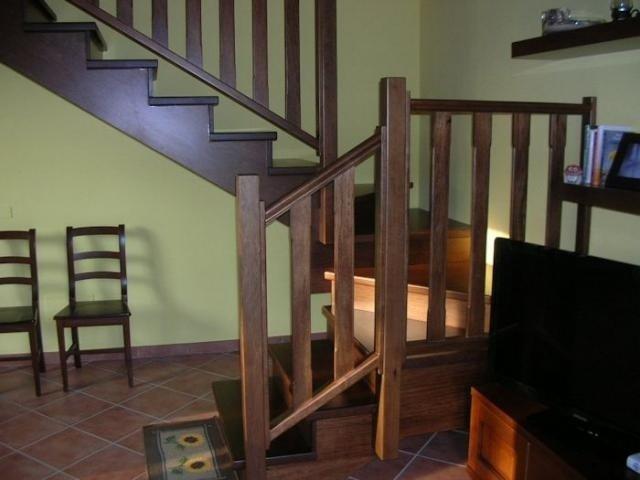 Produzione Scale in legno