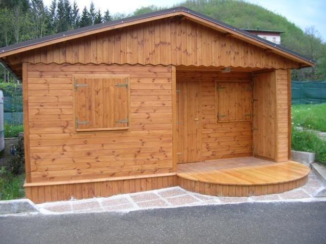progettazione Casette in legno