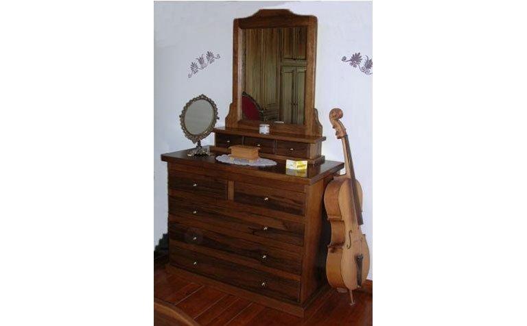 realizzazione camere in legno