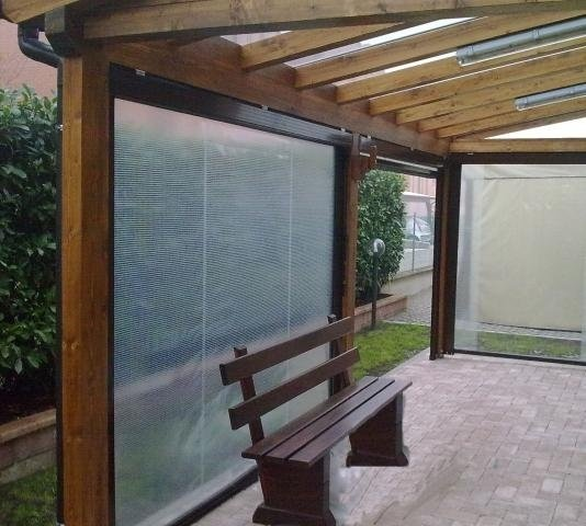 tettoie per giardino