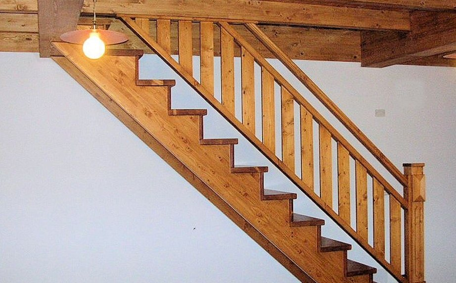 Scala in legno Pistoia