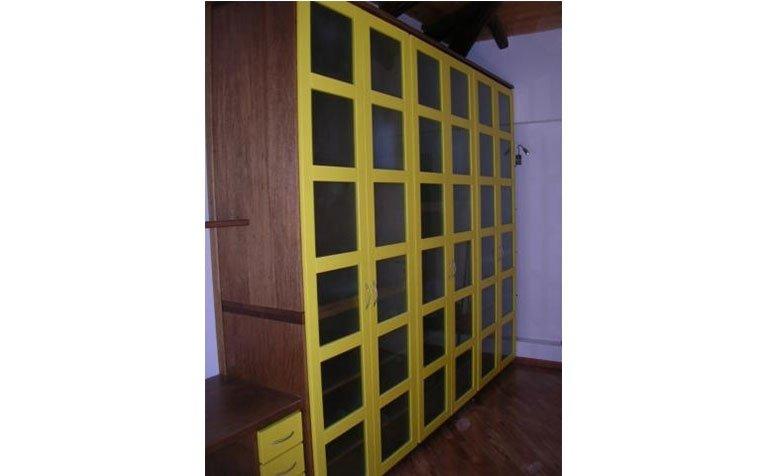 realizzazione camerette in legno