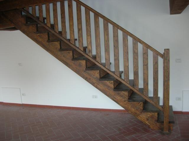 Scale in legno Bologna