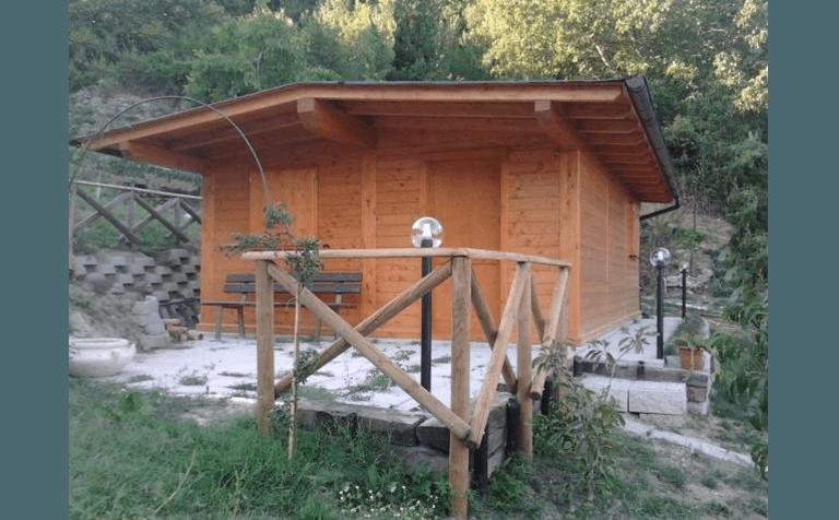 realizzazione Casette in legno