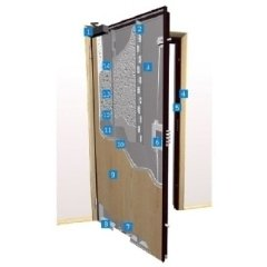 porta blindata serie 10