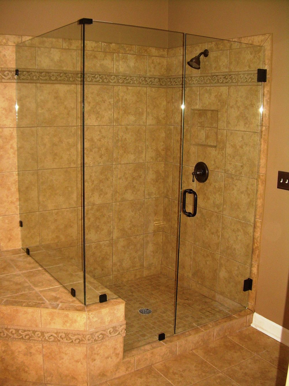 door shower frameless euro installation doors services glass michigan