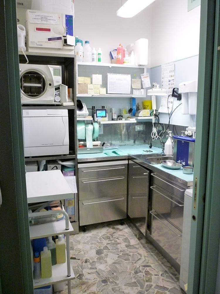locale sterilizzazione