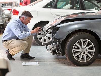 valutazione veicoli incidentati