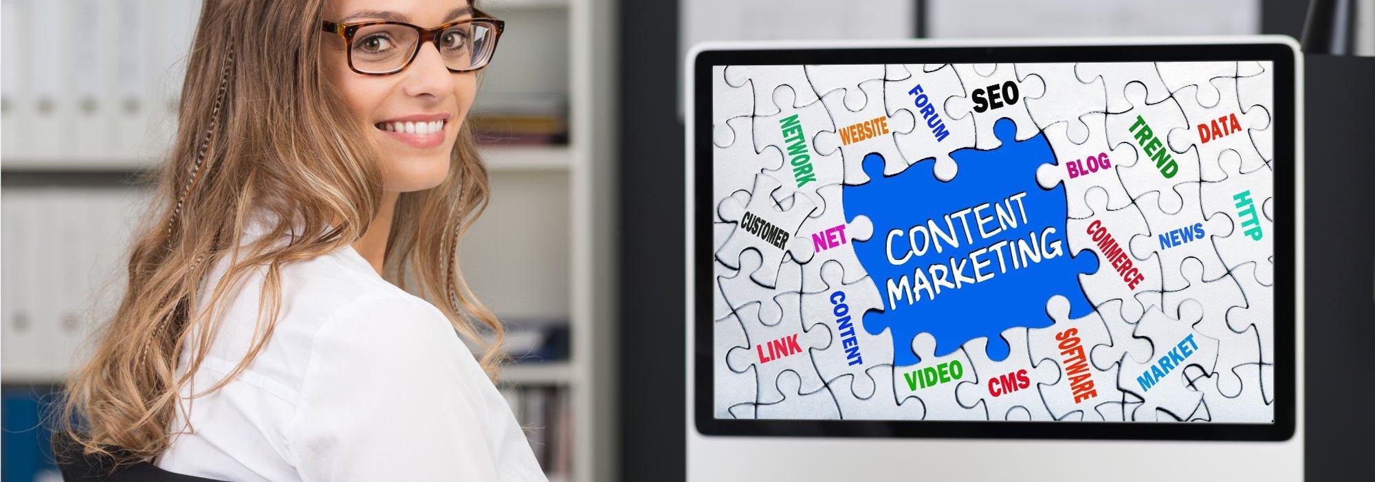 Content Marketing Company - Solution Web Designs