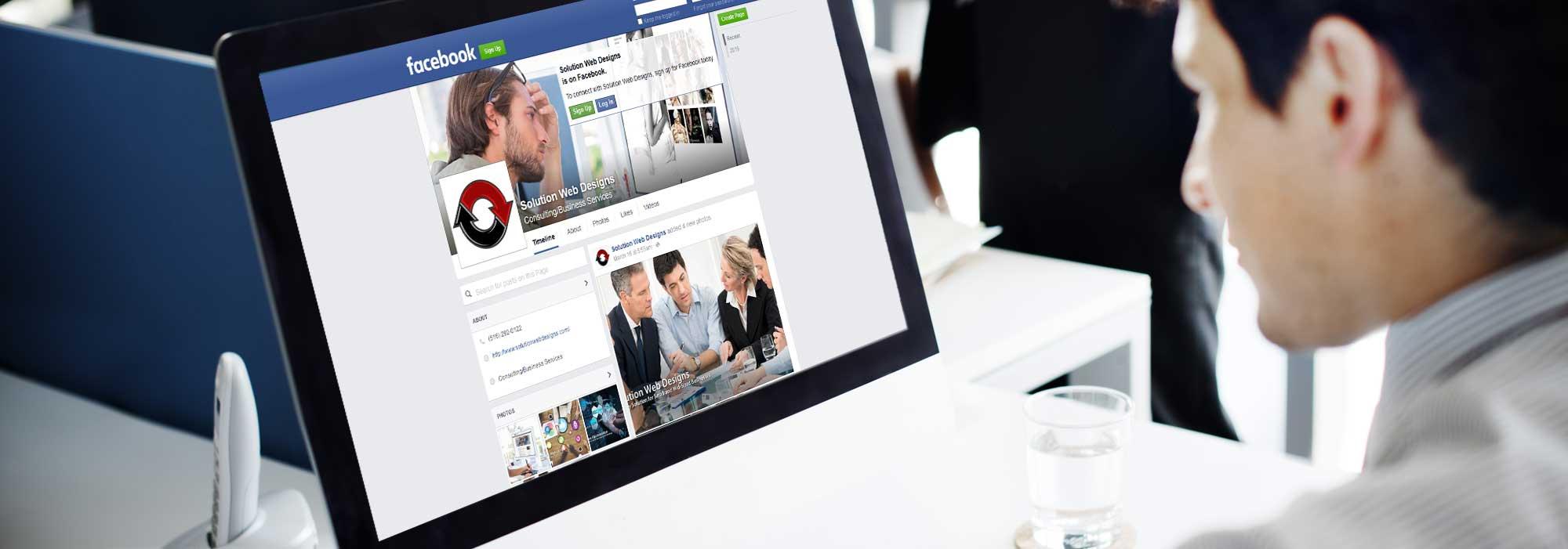 Social Media Agency - Solution Web Designs