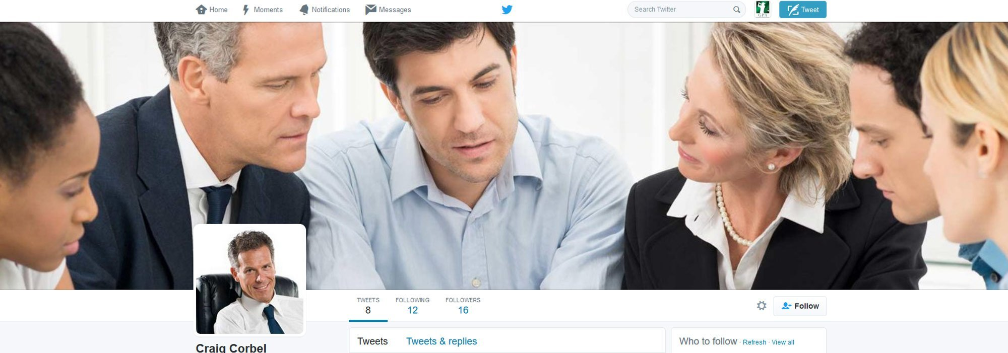 Twitter Marketing Agency Solution Web Designs