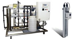 strumenti di misura ed erogazione, prodotti chimici, filtri automatici