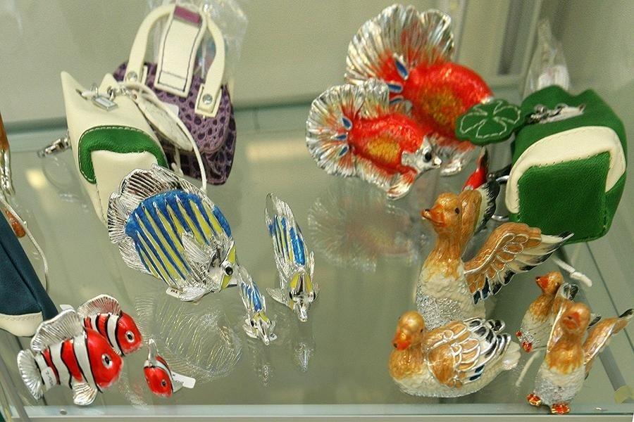 pesciolini argento