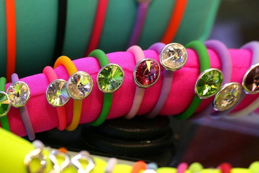bracciali silicone