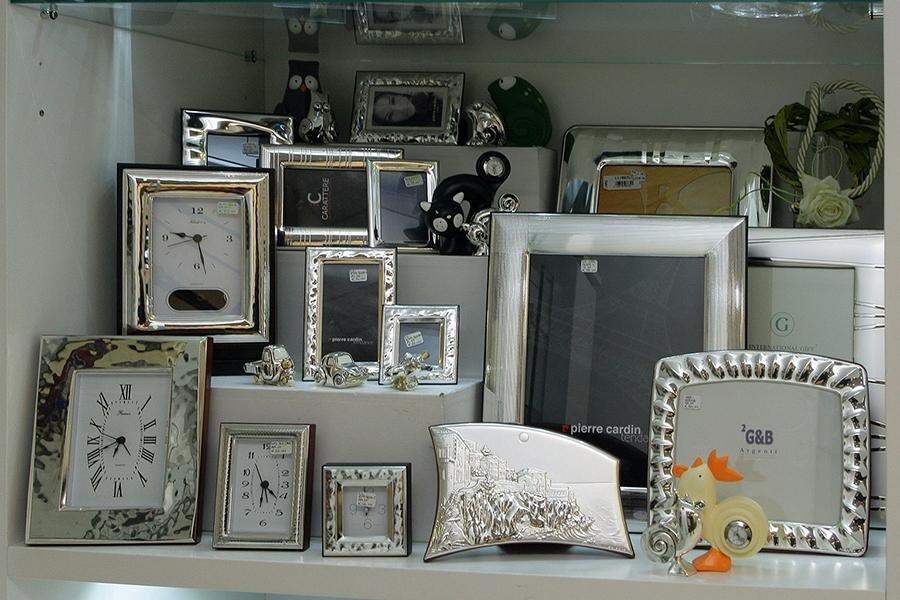 quadretti argento