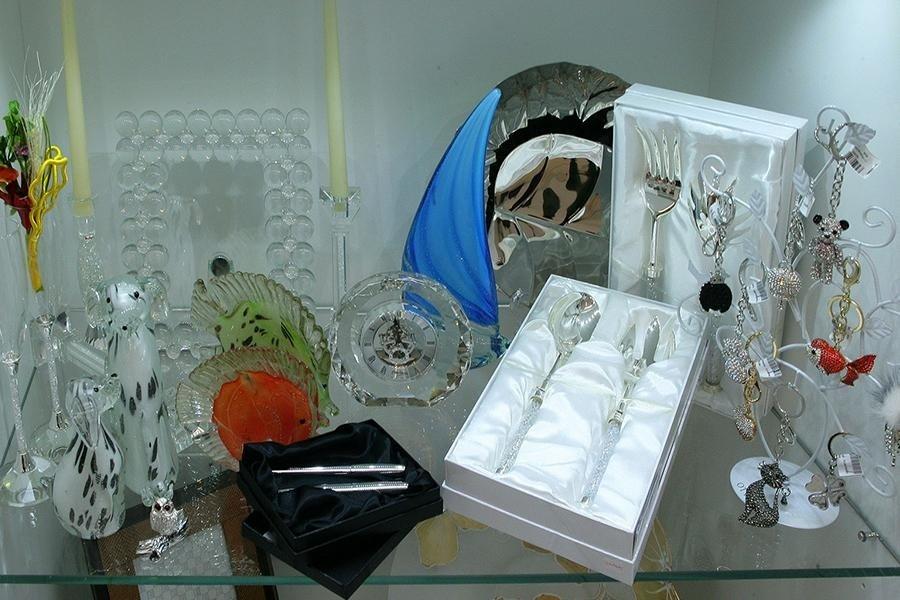 regalo cresima argento
