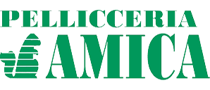 PELLICCERIA AMICA - LOGO