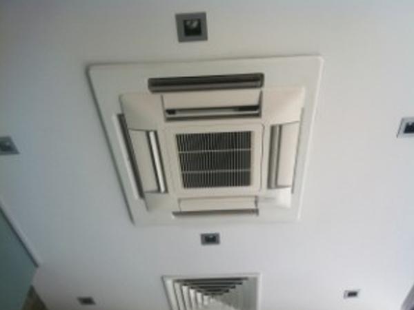 Climatizzatori da soffitto