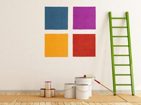 Pitturare pareti