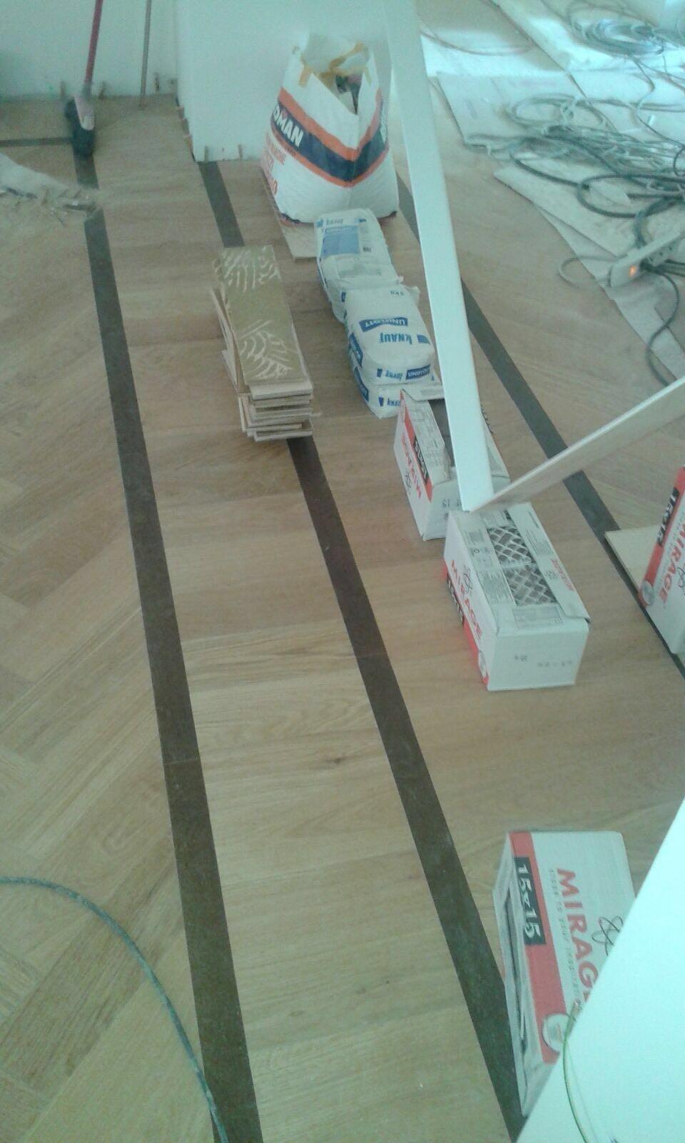 Pavimentazioni in parquet