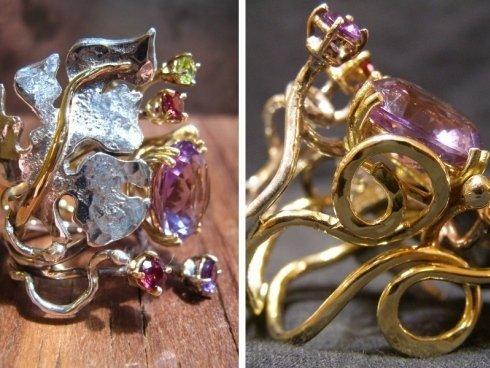 gioielli con pietre preziose