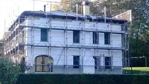 installazione cappotti termici palazzi