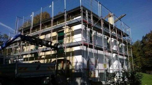 installazione cappotti termici pareti case