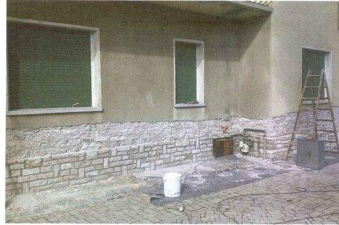 restauro di facciate