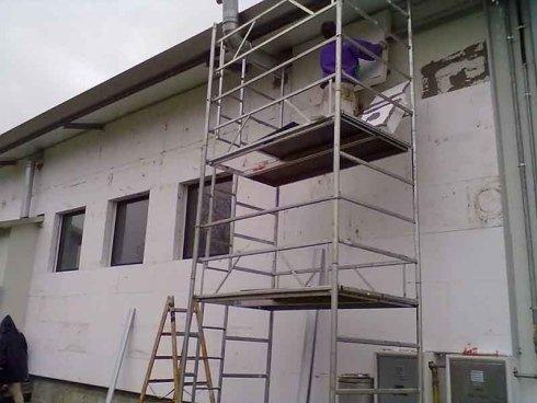 realizzazione cappotti termici case