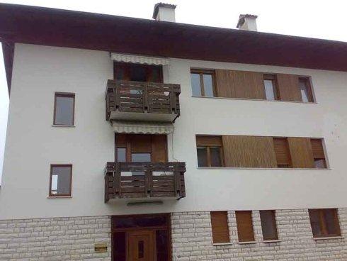 verniciatura edificio