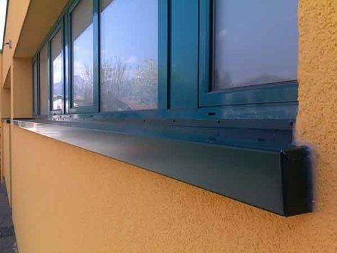 applicazione coibentazione termica capannone