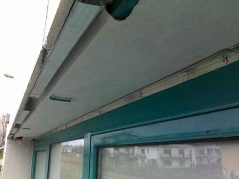applicazione coibentazione termica finestre