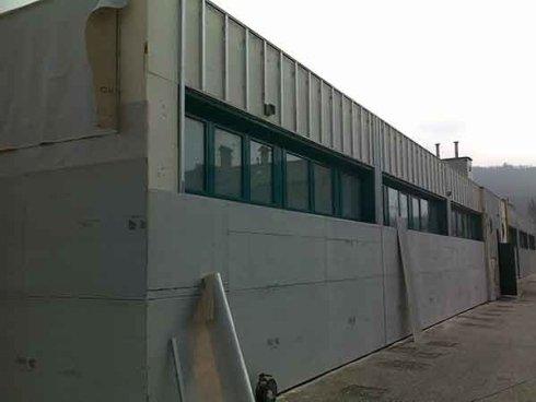 applicazione coibentazione termica parete