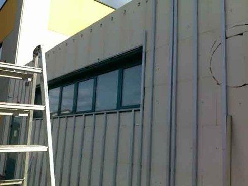 coibentazione termica muri