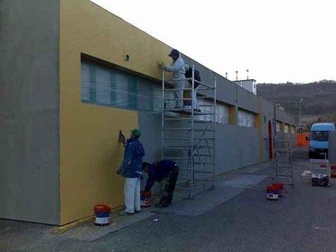 realizzazione coibentazione termica edificio