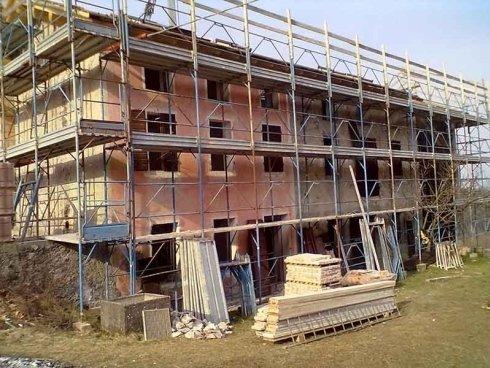 colore pareti e ristrutturazione case